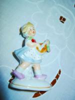 Német gitározó kislány 11,5 cm