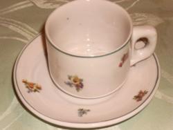 Antik ritka kávés csésze