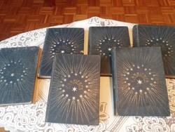 Karriérek sorozat hat kötete