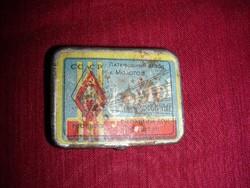 Orosz gramofontű doboz
