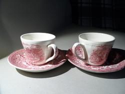 Angol Royal Tudor teas szett