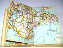 Kis világatlasz Kartográfiai Vállalat