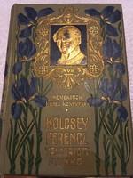 Kölcsey Ferencz válogatott munkái Remekírók képes könyvtára!(1903)