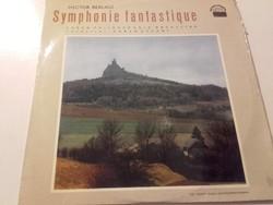 Hector Berlioz  Symphonie  fantastique - Czech Philharmonic Orchestra  - bakelit lemez