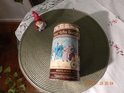 Szép, régi Kaiser kávés doboz - német