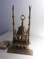 Réz mecset iszlám muzulmán szent hely