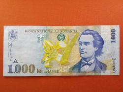 Románia 1000 Lej 1998 (id3497)