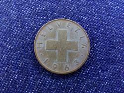 Svájc 2 Rappen 1963 B (id453)