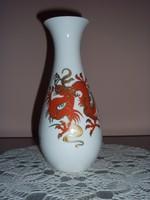 Schaubach Kunst sárkányos váza