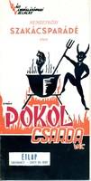 Pokol Csárda Vác, Nemzetközi szakácsparádé 1966.