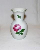 Augarten Wien porcelán kis váza