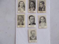 Foci csoki Sent István cskoládénvár képek,1930.