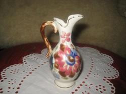 Fischer kis váza  12 cm  ,száján egy  piciny sérülés