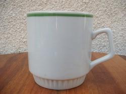 Régi  Zsolnay porcelán bögre