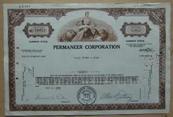 Amerikai nagyméretü részvény 1970