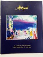 Abigail festmény árverés  katalógus 2009 szeptember
