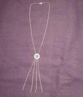 CSODÁS klasszikus ezüst nyaklánc
