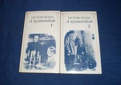 Victor Hugo: A nyomorultak I-II-III-IV. *244