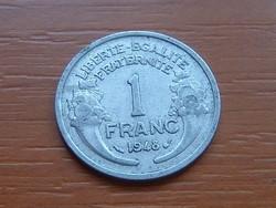 FRANCIA 1 FRANK FRANC 1948