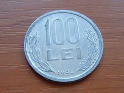 ROMÁNIA 100 LEI 1994