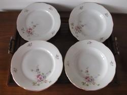 PC jelzésű német porcelán tányérok