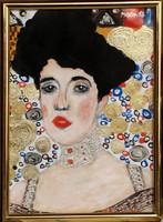 Moona - Adele KLIMT festménye után