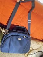 Garantáltan eredeti Samsonite shoulder bag válltáska menedzser táska, utazó is  új címkés  40x35