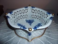 Wallendorf porcelán kínáló (01)