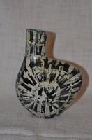 Iparművészeti kis váza  ( DBZ 0051 )