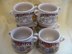 Leveses csésze recept dekorral