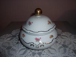 Wallendorf porcelán bonbonier