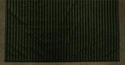 0V186 Hibátlan sötétzöld bútorkárpit 140 x 660 cm