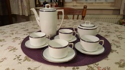 Antique MZ Altrohlau coffee set (1918-1939). Wonderful, fine china in very good condition!