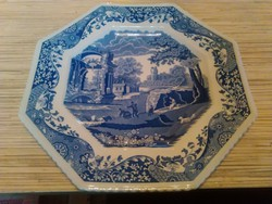 Angol Spode porcelán tálaló tányér.