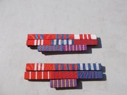 Két Yugo. katona szalag