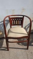 Restaurált J. & J. KOHN szék