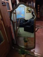Nagymamától örökölt nagyméretű tükör