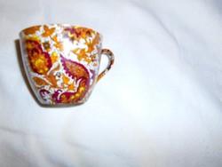 Antik porcelánfajansz  csésze