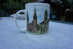 Landmark porcelain mug for sale.