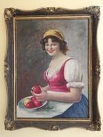 Szöllősy János (1884-?) Festmény