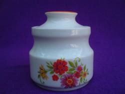 Kronester Bavaria porcelán cukortartó