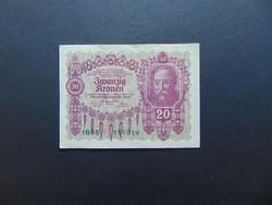 20 korona 1922