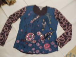 Csinos gyapjú női szövet kabát márkás spanyol 3.800 HUF. Farmer kabát.  Farmer kabát 2.200 HUF. Női felső L bda8dea6d4
