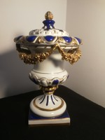 Porcelán fedeles urna, Volkstedt