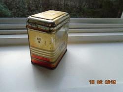 Ceylon teás pléh doboz