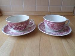 Villeroy & Boch Fasan porcelán csésze szett