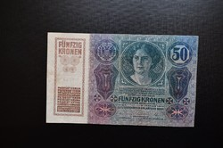 1914 50 korona.EF