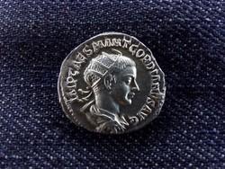 III. Gordianus ezüst Antoninianus AEQVITAS AVG 240/id 6080/