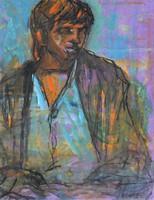 Galamb Erzsébet: Egy fiú portréja