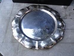 Antik ezüst tálca nagyméretű  940gr